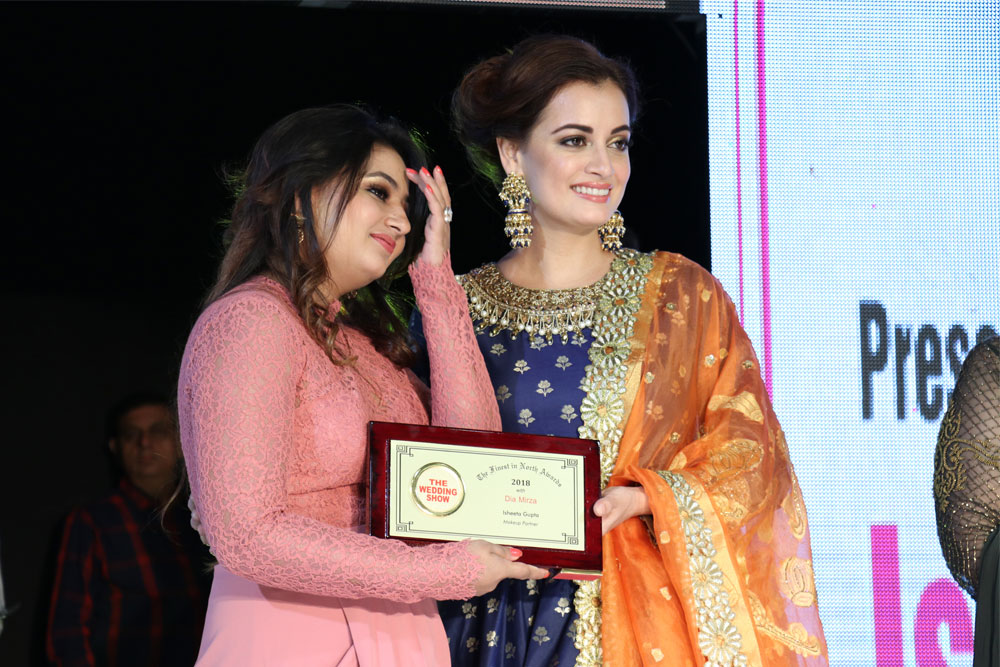 Awards - Diya Mirza