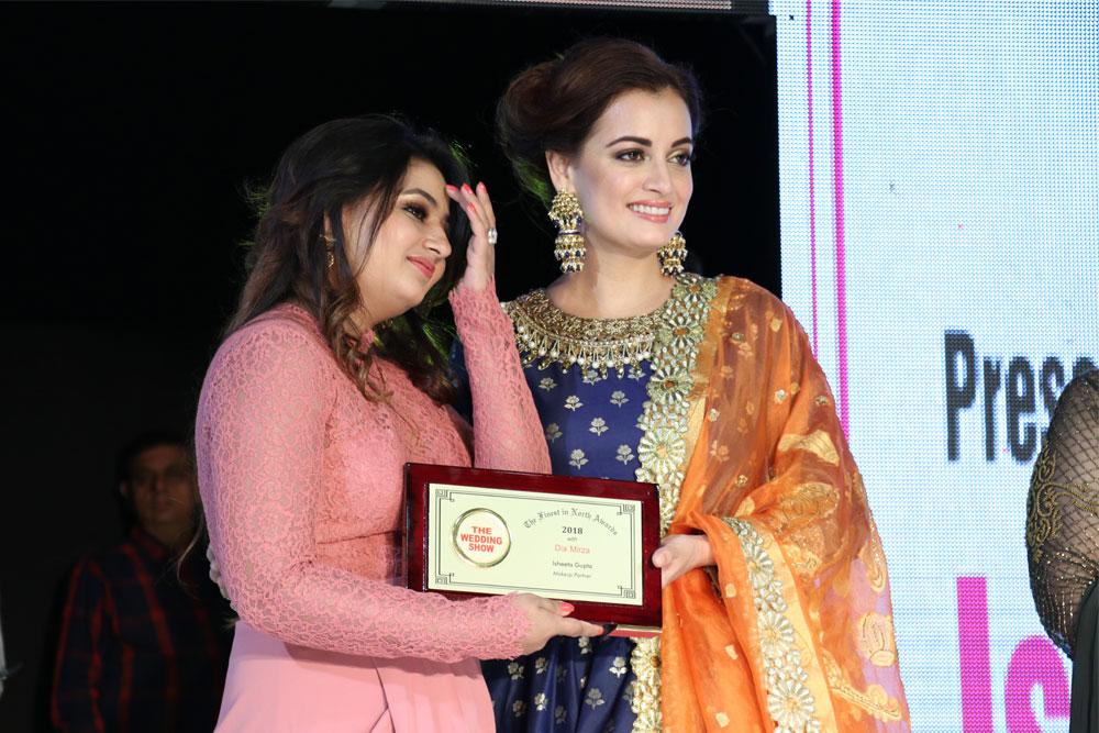Awards - Diya Mirza