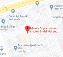Isheeta Gupta makeup studio - Bridal Makeup Artist in Saraswati Vihar