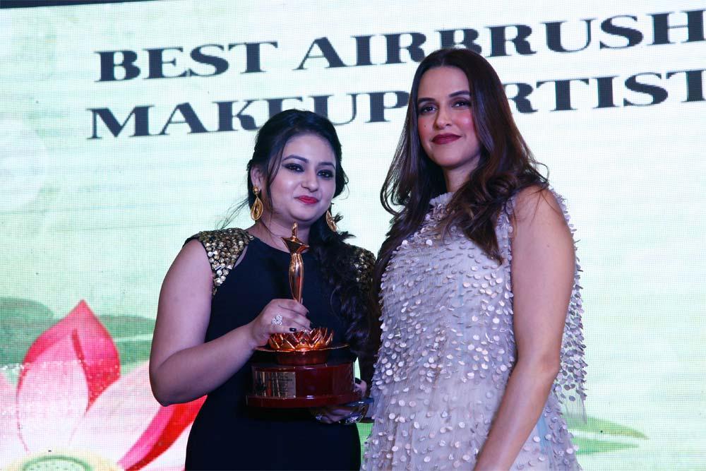 Awards - Neha Dhupia