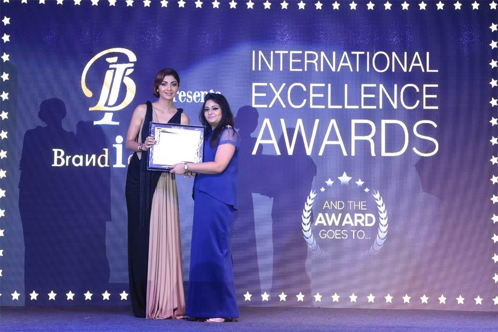 Awards - Shilpa