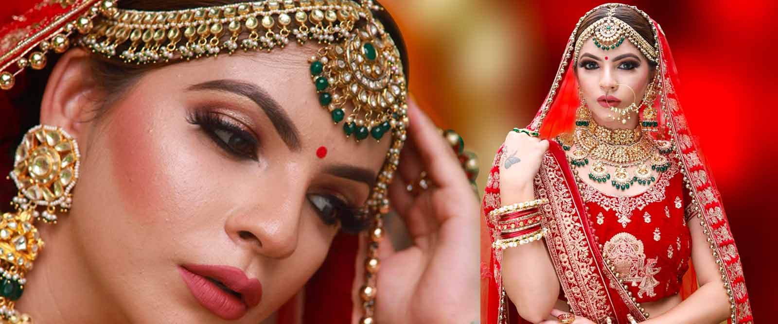 Wedding Makeup Artist in Jasola