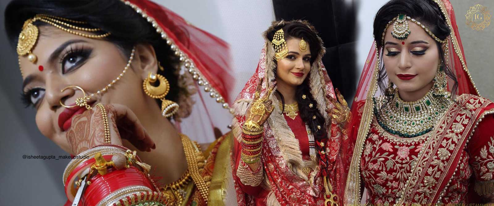 Wedding Makeup Artist in Ghaziabad