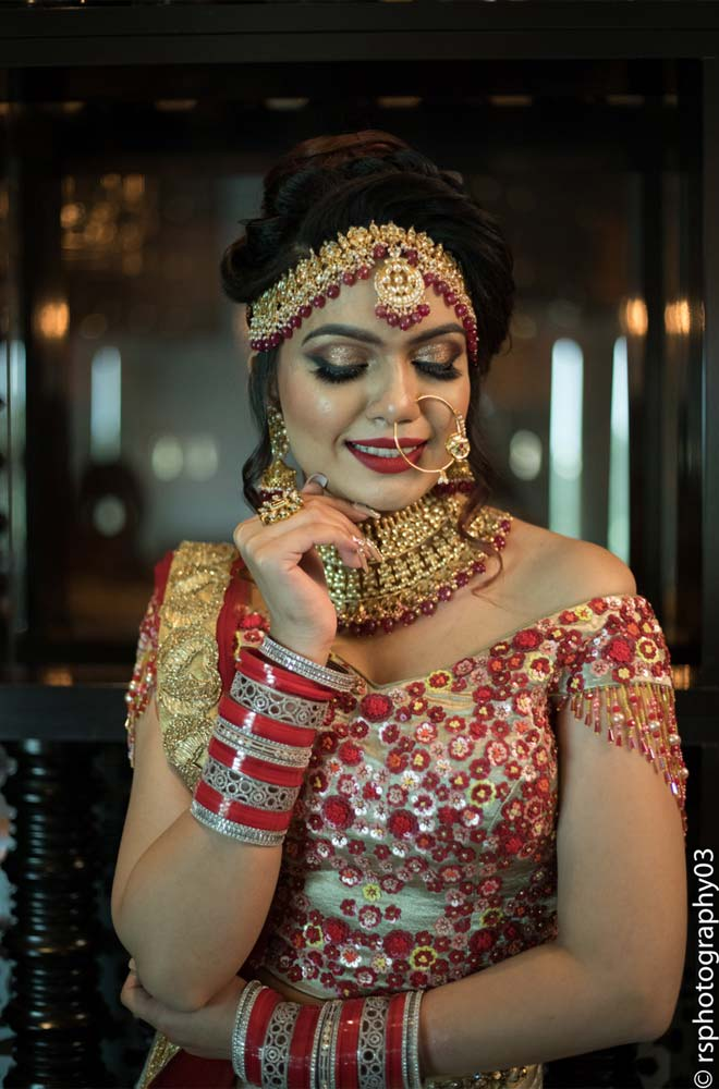 Bridal Makeup Artist in Kanhaiya Nagar