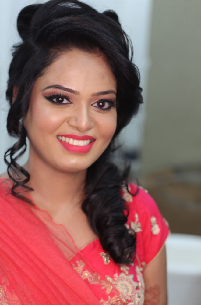 Celebrity Makeup Artist in Tilak Nagar