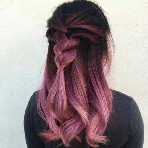 Fashion Hair Color in Noida