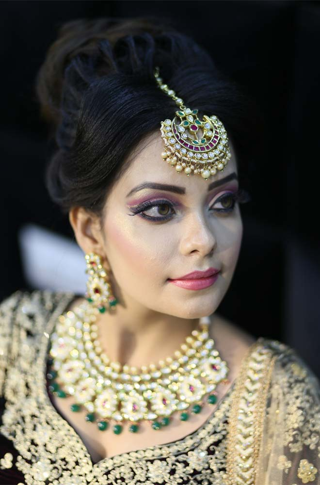 HD Makeup Artist in Tilak Nagar