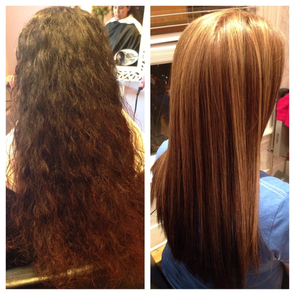 Hair Smoothening Services in Pitampura, Delhi