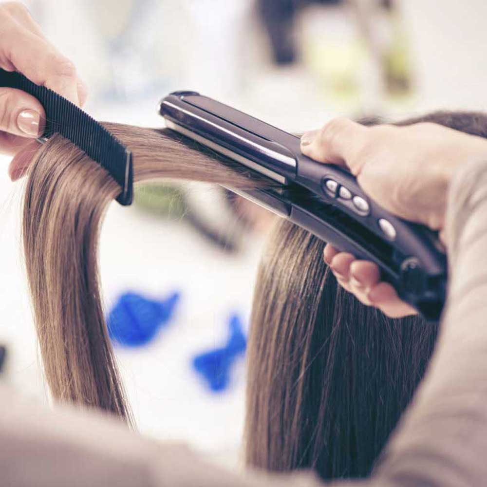 Hair Straightening Services in Pitampura, Delhi