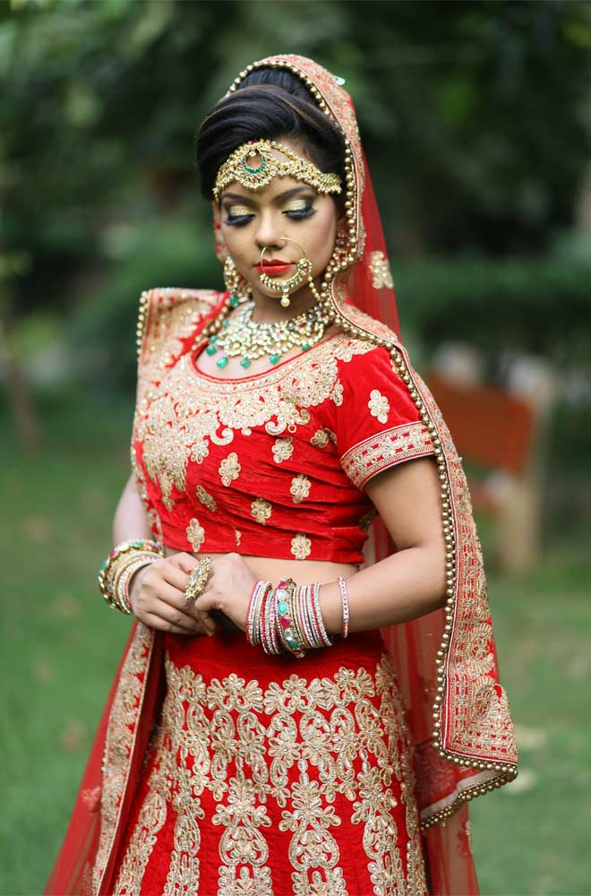 Wedding Makeup in Pitampura, Delhi