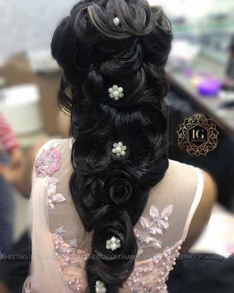 Advance Hair Styling in Pitampura, Delhi