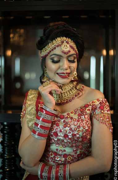 Bridal Makeup in Pitampura, Delhi