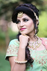 Engagement Makeup Artist in Deepali Chowk