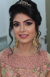 Party Makeup Artist in Tilak Nagar