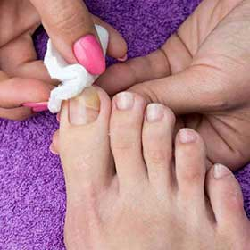 Pedicure Services in Kamla Nagar