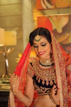 Wedding Makeup Artist in Tilak Nagar