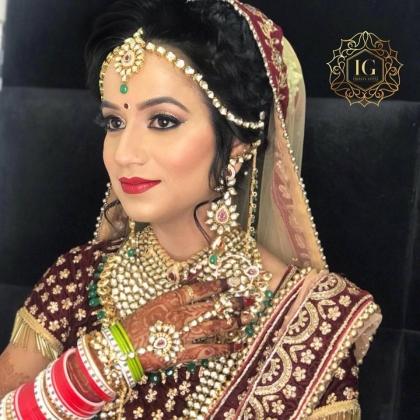 Wedding Makeup Artist in Pitampura, Delhi