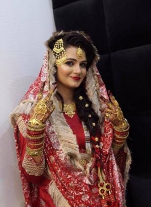 Bridal Makeup Artist in Pitampura, Delhi