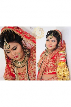 Bridal Makeup Artist in Kohat Enclave