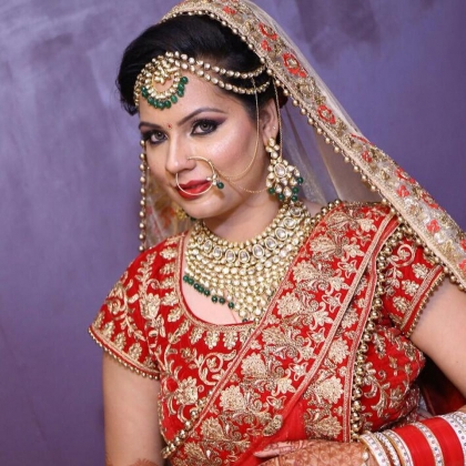 Bridal Makeup Artist in Janak Puri