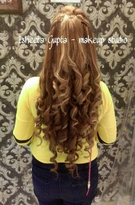 Hair Styling Services in Rohini