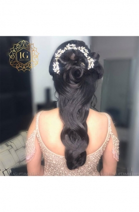 Advance Hair Styling Services in Rohini