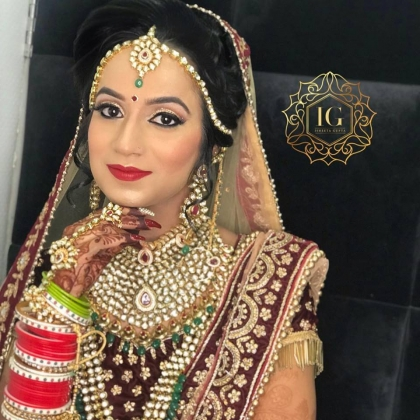 Bridal Makeup Artist in Punjabi Bagh