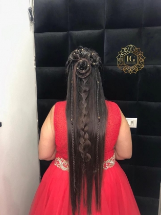 Hair Styling Services in Rani Bagh