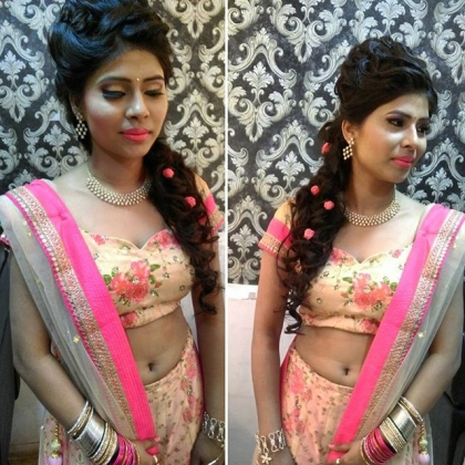 Engagement Makeup Artist in Pitampura, Delhi
