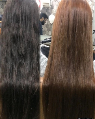 Hair Coloring Services in Rithala