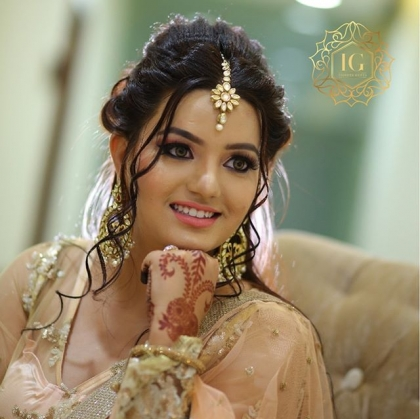 Engagement Makeup Artist in Pitampura, Delhi