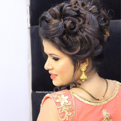Advance Hair Styling Services in Pitampura, Delhi