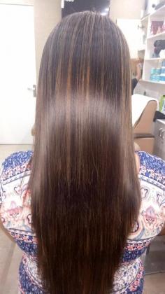 Hair Smoothening Services in Pitampura, Delhi