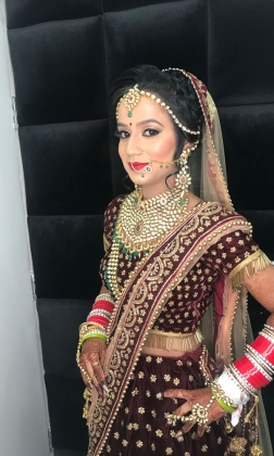 Bridal Makeup Artist in Deepali Chowk