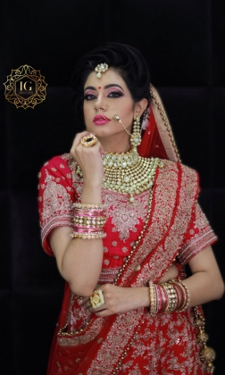 HD Makeup Artist in Karol Bagh