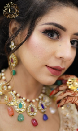 Party Makeup Artist in Saraswati Vihar