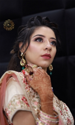 Party Makeup Artist in Karol Bagh