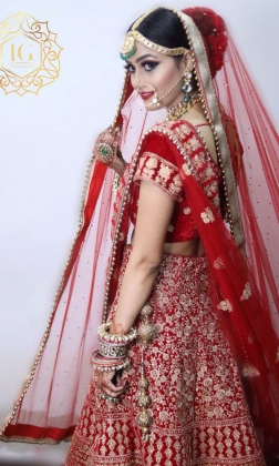 Wedding Makeup Artist in Janak Puri